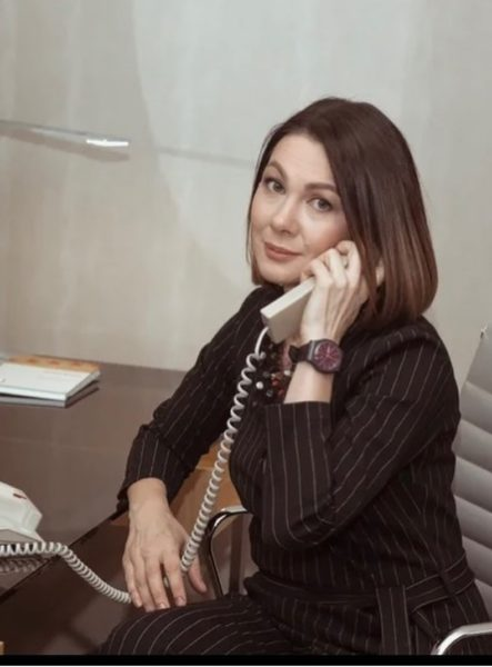 Екатерина Мильчинская